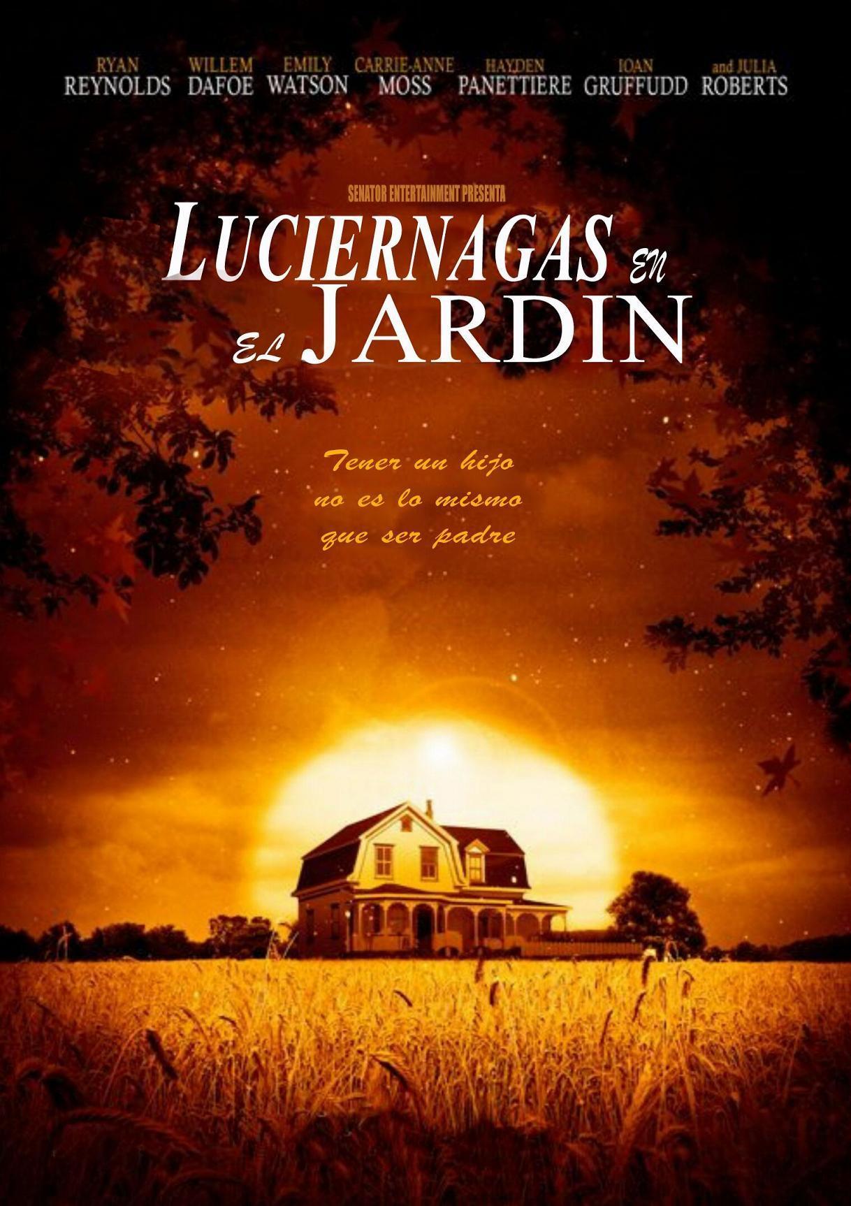 Luci rnagas en el jard n comentamos cine for Luciernagas en el jardin libro
