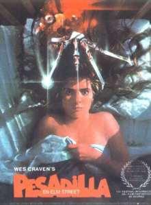 Cartel de la película dirigida en 1984
