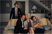 Parte del elenco de la película