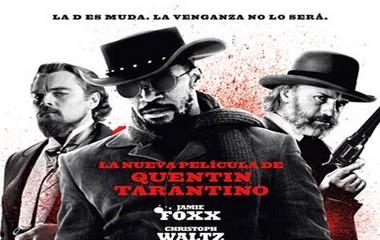 Cartel Django Desencadenado