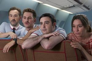Imagen de Los amantes pasajeros