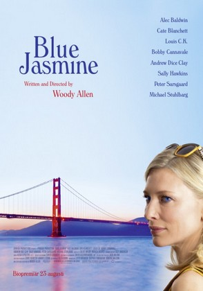 Cartel de Blue Jasmine