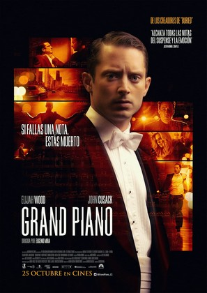 Grand Piano - cartel