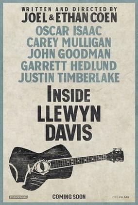 Cartel de A propósito de Llewyn Davis