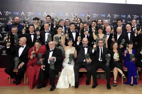 Ganadores Premios Goya 20141
