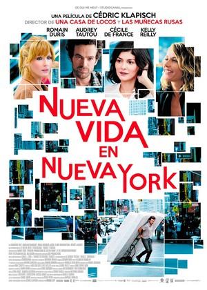 Cartel de Nueva vida en Nueva York