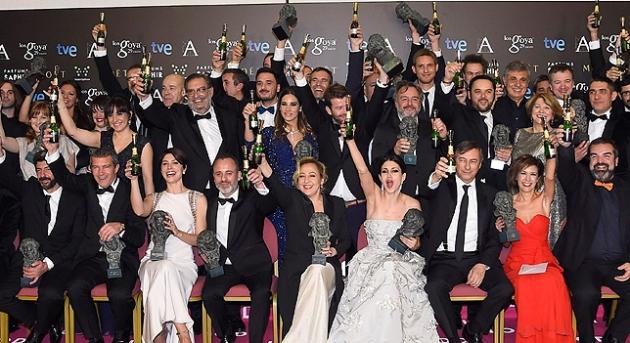 Ganadores Premios Goya 2015