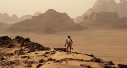 Imagen de Marte The Martian