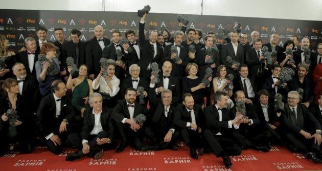 XXX Gala de los Premios Goya