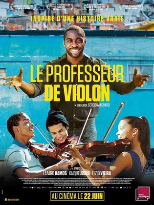 El proferos de violín