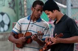 Imagen de El profesor de violín